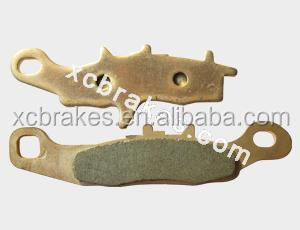 sintered bronze motorcycle brake pads FA349suitble for KAWASAKI