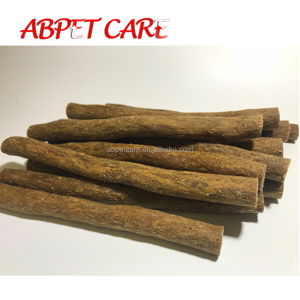Hot selling 100% dog snack pet treat bully stick natural beef stick