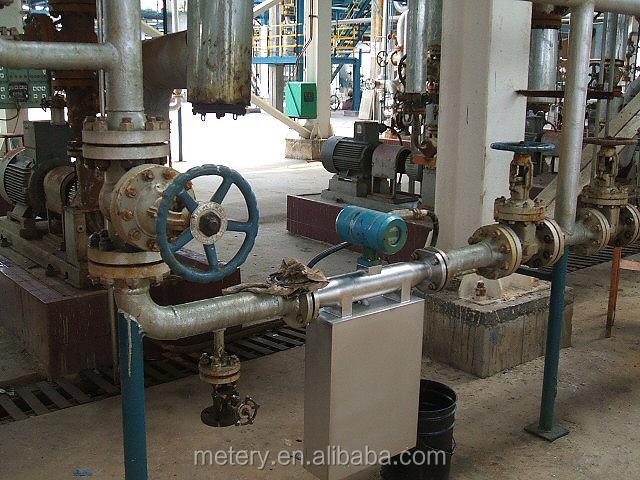 Coriolis Mass Flowmeter For Nature Gas Metery Tech China