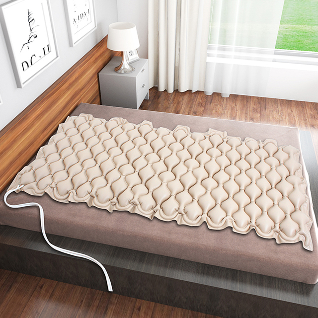single bed king size inflatable air mattress for bedridden on sale
