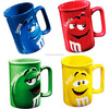 cartoon 3d mug for kids, ceramic 3d mug funny mug, m&s mug
