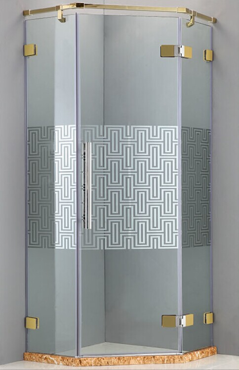 Fully Enclosed Shower fully enclosed shower cubicles for bathroom/salon shower cubicles