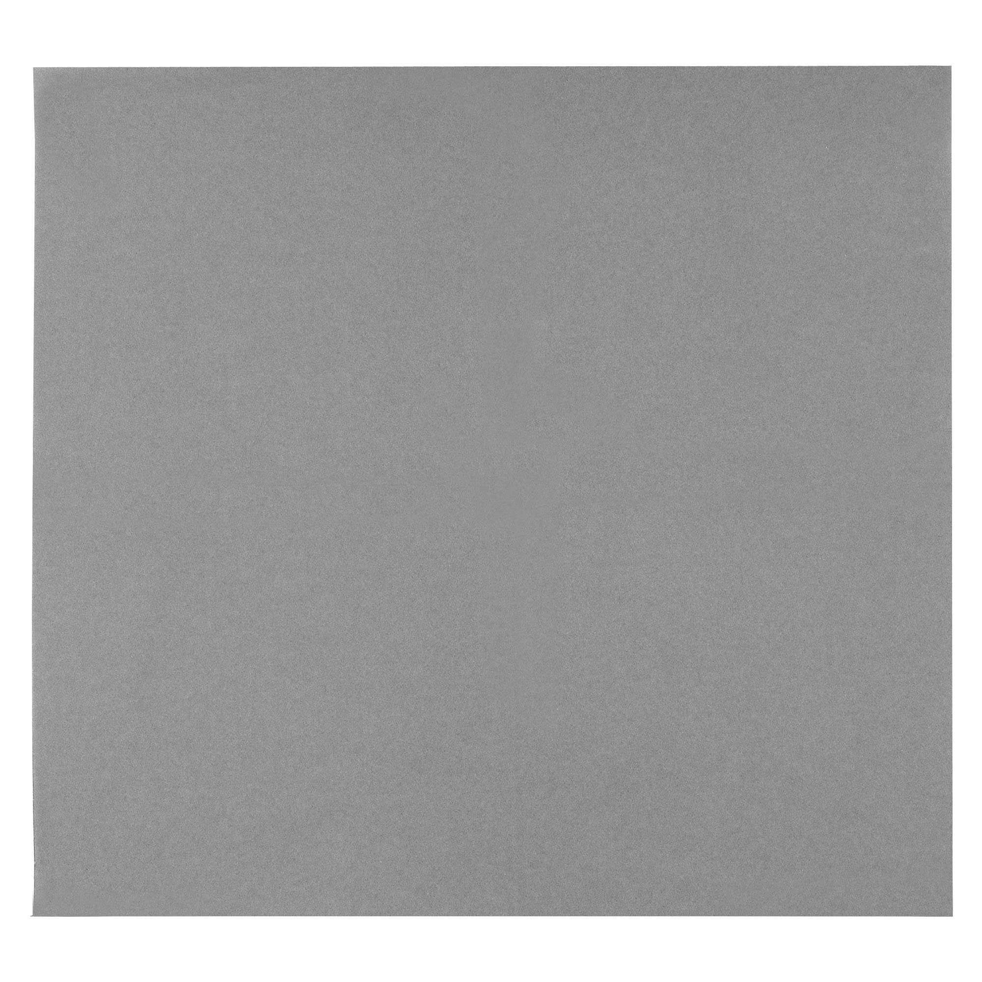 """ITOS365 Colored Napkins – Gray – Decorative Cloth Like & Disposable Napkins for Wedding Airlaid Paper Dinner Napkins – Soft, Absorbent & Durable – 16""""x16"""" – Set of 50"""