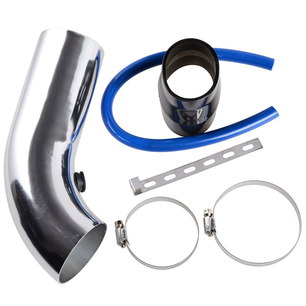 Universal Cold Air Intake Induction Hose Pipe Kit System /& Filter TOOGOO R