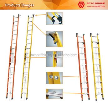 Grupo adpara escalera de fibra de vidrio barco escalera de for Escaleras tipo barco