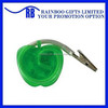 apple shaped photo clip with soft tube for office and promotion
