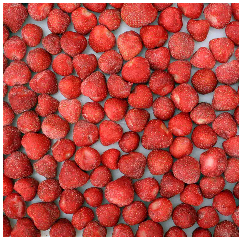 The freshest IQF frozen <strong>strawberry</strong> from China