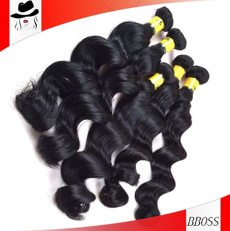 BS Best Brazilian curly hair,curly weave ponytail