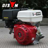BISON CHINA Taizhou for Sale Gasoline 188f 420cc 15 hp 420 Water Pump Engine