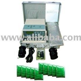 Detox Ion Ionic Aqua Foot Bath Spa Chi Cleanse Fir Belt Free 10 ...