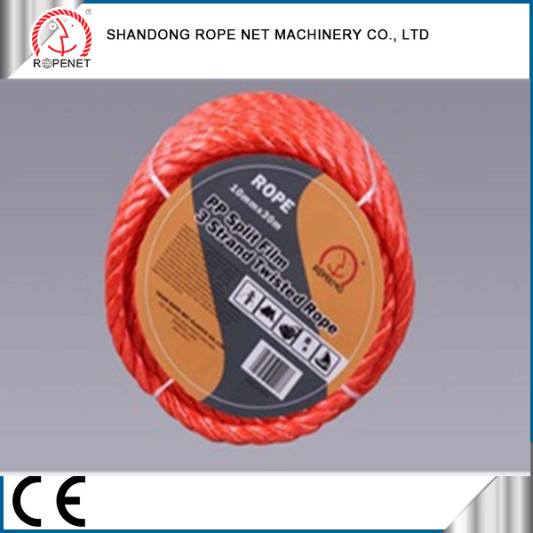ROPE NET pp polypropylene twisted 3 strand 4 strand rope /Mobile:008618253809206