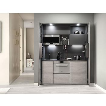 Good Quality Modern Hotel Kitchenette Design Kitchen Mini