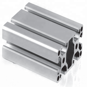 good quality aluminum 6061 t6 Aluminum Profile Extrusion 40 Series Heavy Aluminum Tube