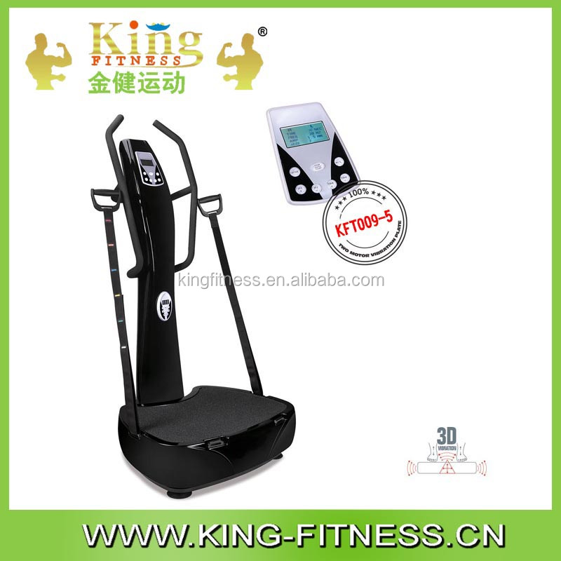 Vertical vibration plate/Vibration machine/Fitness beauty machine