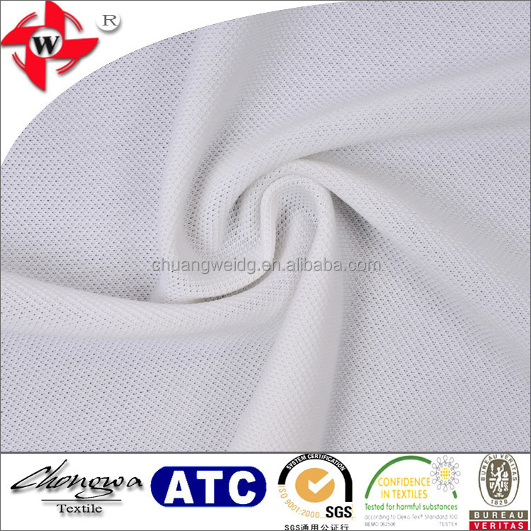 Chuangwei Textile 100% polyester sports snag resistant fabric for increased durability with moisture management to wick sweat