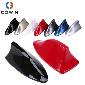 Auto Radio Aerial Decorative Car Shark Antenna For Many Car Type