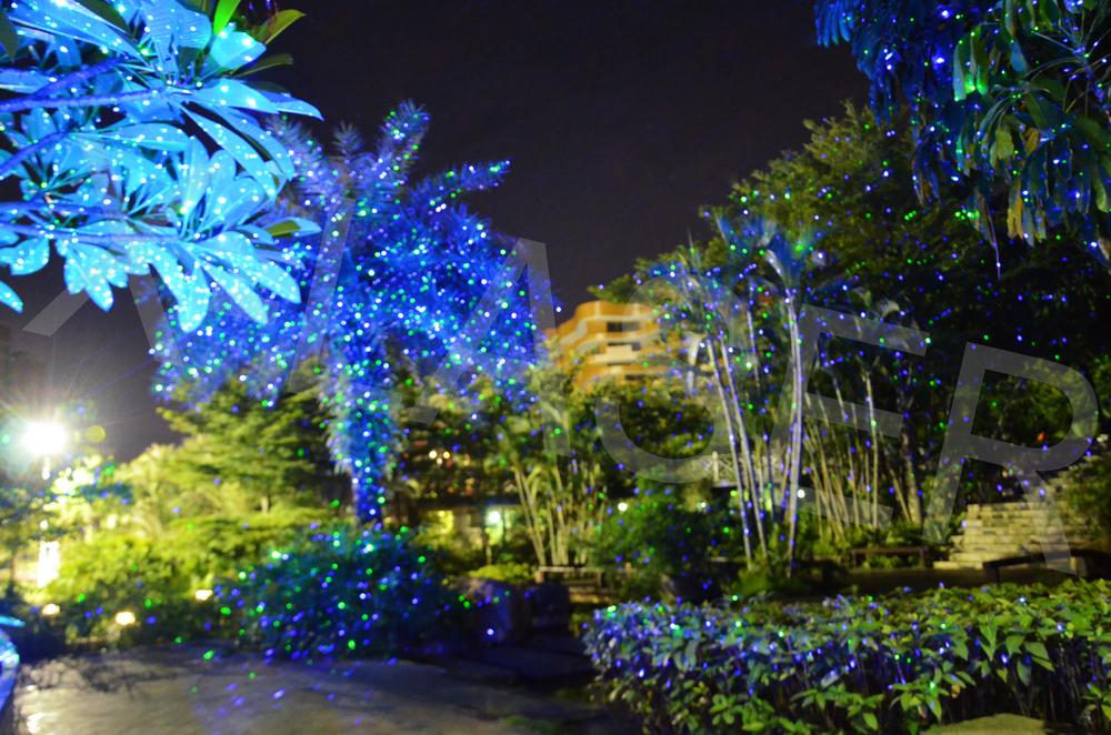 x-laser blue landscape lighting laser lighting/outdoor laser lights for  trees - X-laser Blue Landscape Lighting Laser Lighting/outdoor Laser Lights