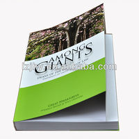 High Quality Custom Design Popular Gift Book Magazine
