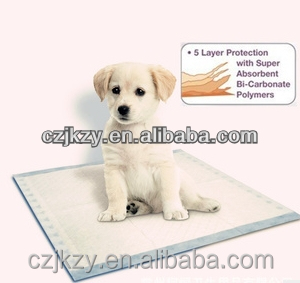 disposable absorbent pee pads for dogs