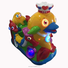 High quality plastic wobbler kiddie rides for Africa