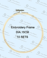 Bamboo Loop for embroidery,embroidery hoop 003