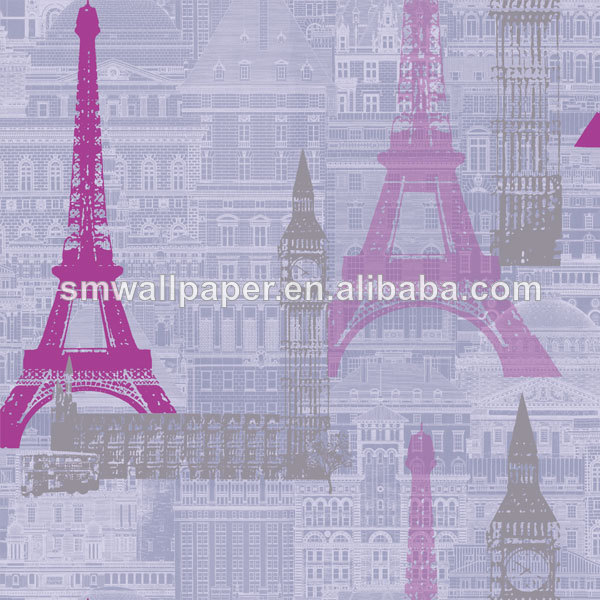 barato moderno impermeable efecto d vinilo papel pintado para la decoracin del hogar