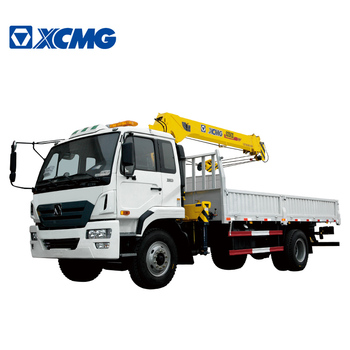 XCMG SQ5SK3Q  5 ton mini Truck Mounted Crane 12.6m tractor mounted crane for sale