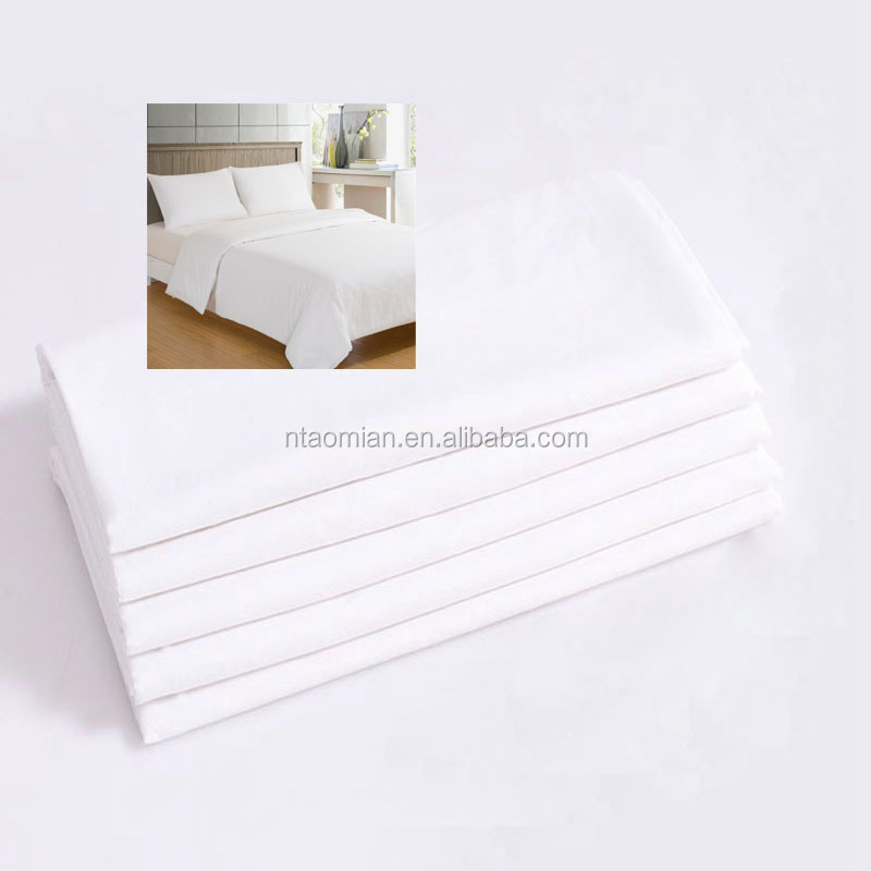 top quality 700 thread count satin fabric use for catering industry