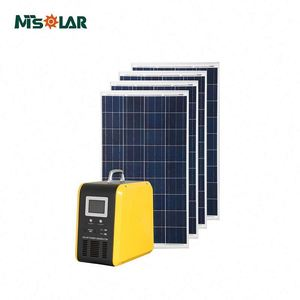 1KW 5KW Home Solar Power System With Battery Pack,2000Watt Solar System,2KW Solar Power System Off-Grid Solution