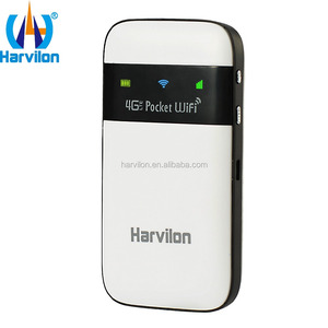 Captive Portal 150Mbps LTE Pocket Wifi Wireless Router Hotspot Mobile Broadband CAT4 Network Router Brand New