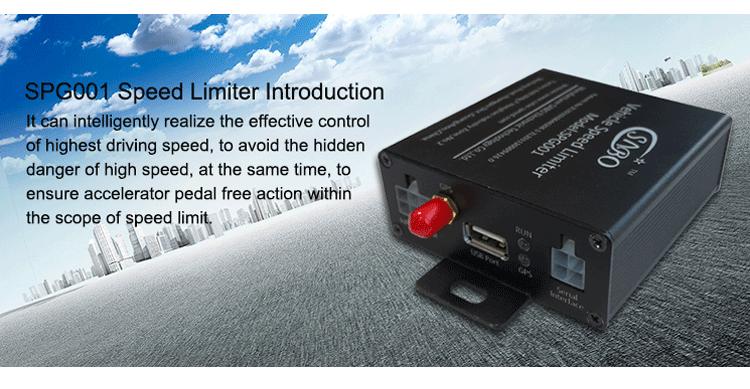 Elettronico Pedale Limitatore di Velocità/Dispositivi di Controllo della Velocità