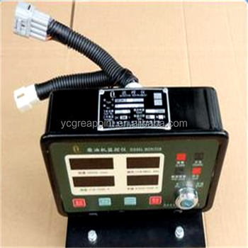 QCJK-I-WX series diesel engine monitor, View QCJK-I-WX series diesel engine  monitor, GRPT Product Details from Yichang Greapoint International Trade