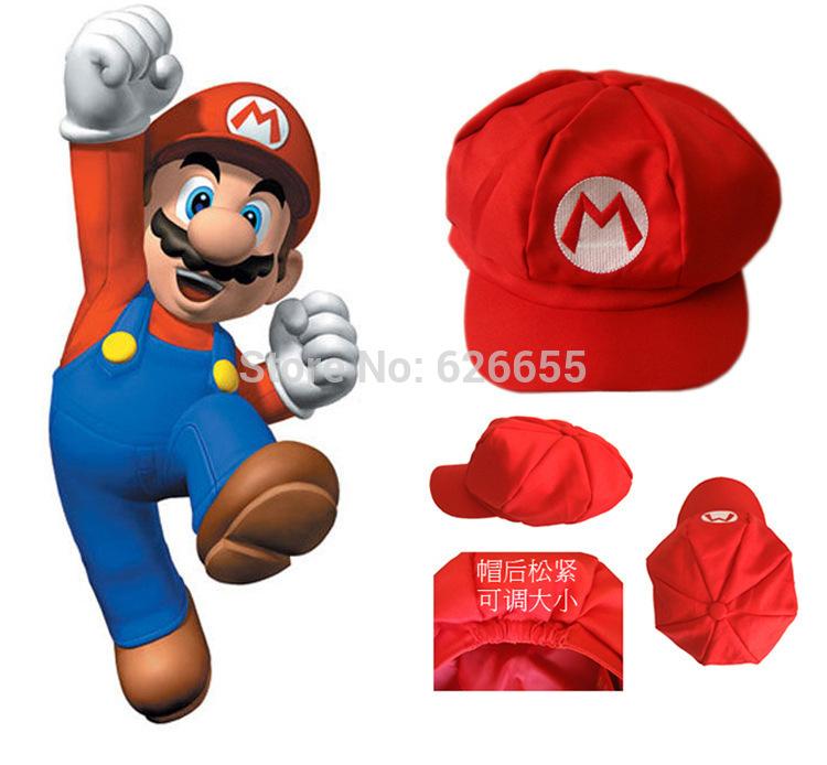 Promoci 243 N De Cosplay Mario Sombrero Compra Cosplay Mario