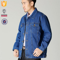 Wholesale middle-aged men wears coats and jeans jackets