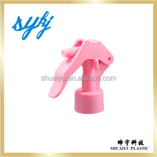 Shuaiyu SY-4-6 Wholesale High Quality Manual mIni plastic trigger sprayer
