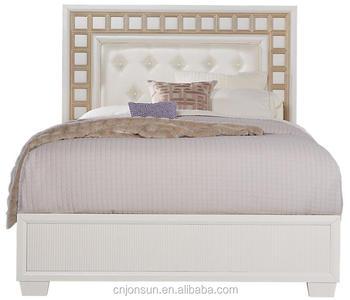 European Modern Style White Furniture Company Bedroom Sets Set