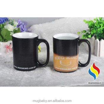 Magic Mugs Amazing New Heat Sensitive Color Changing Coffee Mug Good Unique  Holiday Gift Idea