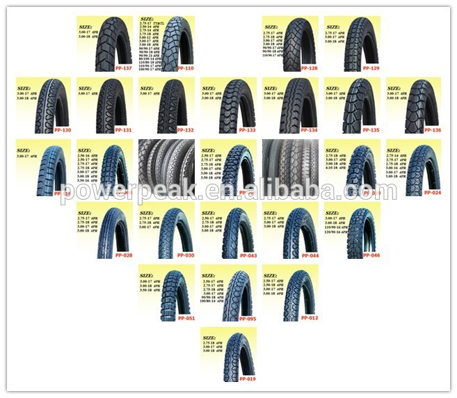Quality assurance China motorcycle tyre 275-18 275-17 300-18 factory in Qingdao