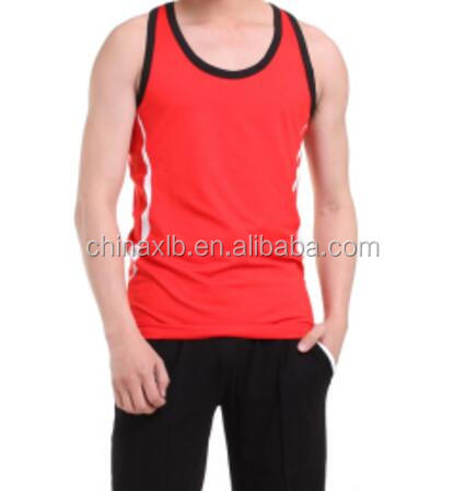 Wholesale men running apparel fitness wear/Running exercise clothing