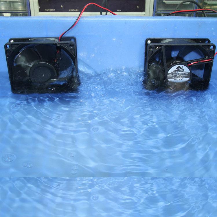 High Cfm 12v Cooling Fans : Dc fan high cfm mm v computer case