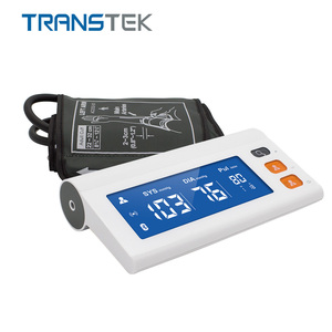 Ultra Large Blue Mode LCD Display Bluetooth Blood Pressure Monitor