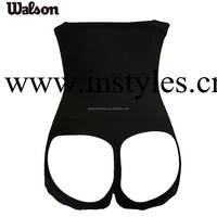 apparel walson Butt Lifter & Tummy Control Boy Shorts Open Butt Panty Girdle