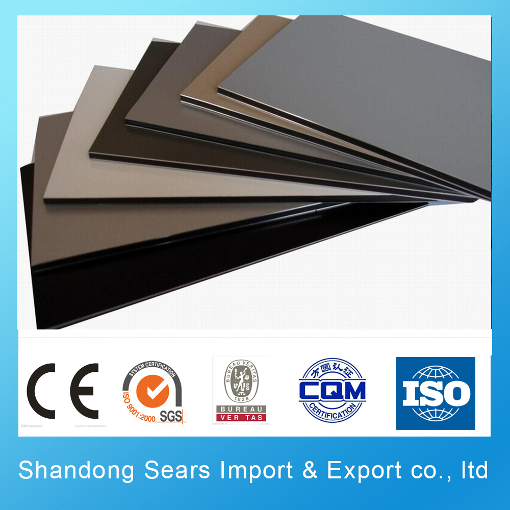 Perfact Chinese Supplier 4mm Aluminium Composite Panels/dental ...