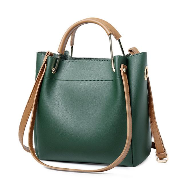 China Manufacturer Oem Who Latest Fashion 2019 Pu Leather Women Bag Tote Handbag Yiwu Whole Market
