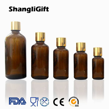 High Quality 100ml series Pure Glass Dropper Essential Oil Bottle