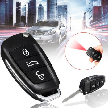 HD 1080P S820 Car Key Night Vision Hidden Spy Keychain Camera H.264 Mini Camcorder 1920*1080 Spy Car Key