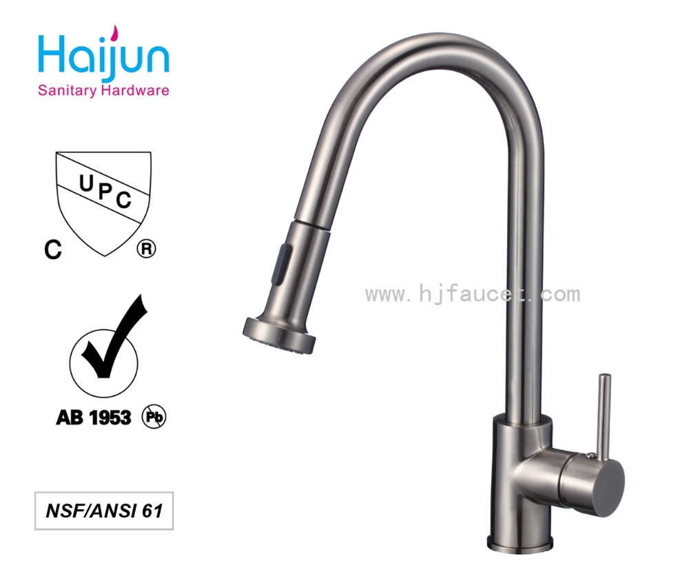 Upc Faucet Parts And Upc 61 9 Nsf Kitchen Faucet For Kitchen Sink focus for Upc Kitchen Sink Faucet