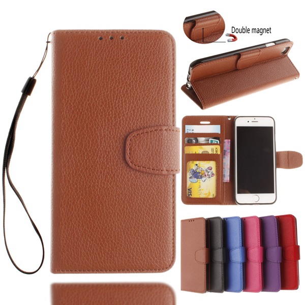 Custom Leather mobile phone case cover for Huawei P10