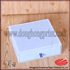 Drawer shaped printing luxury clothing packaging box