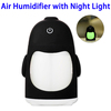 150ml Penguin USB Aromatherapy Air Humidifier Diffuser with Night Light for Home